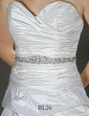 Giselle Bridal Belt BL26