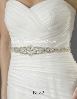Giselle Bridal Belt BL32