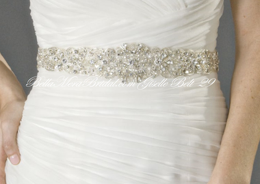 Giselle Bridal Belt BL29
