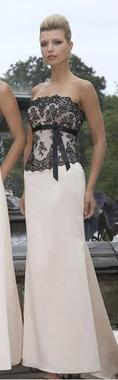 Alexia Designs Bridesmaids Style 2808 - Lace/Satin- Quick Ship