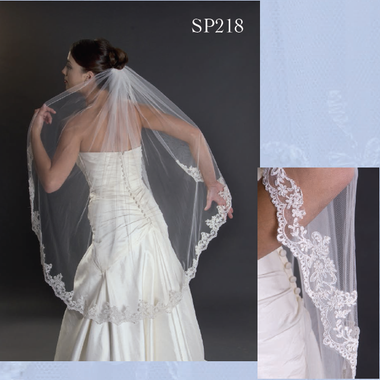 Giselle Bridal Veil Style SP218