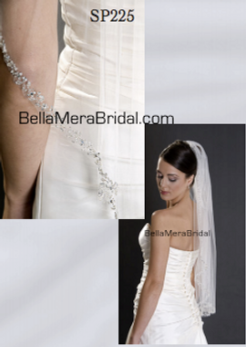 Giselle Bridal Veil Style SP225
