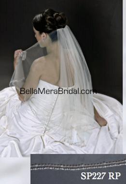 Giselle Bridal Veil Style SP227RP