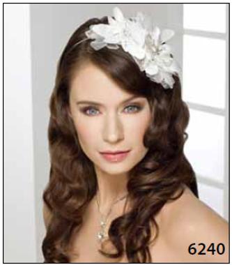 Bel Aire Bridal Accessory  6240 Headband