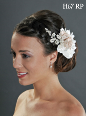 Giselle Bridals Headpiece Style H57