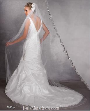 Symphony Bridal Veils Style 5933VL