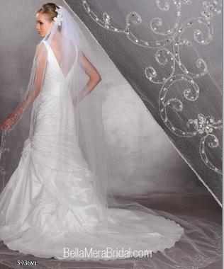 Symphony Bridal Veils Style 5936VL