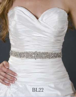 Giselle Bridal Belt BL22