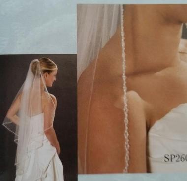 Giselle Bridal Veil Style SP260
