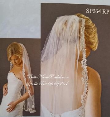 Giselle Bridal Veil Style SP264
