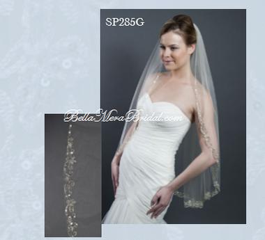 Giselle Bridal Veil Style SP285 - Wedding Veil