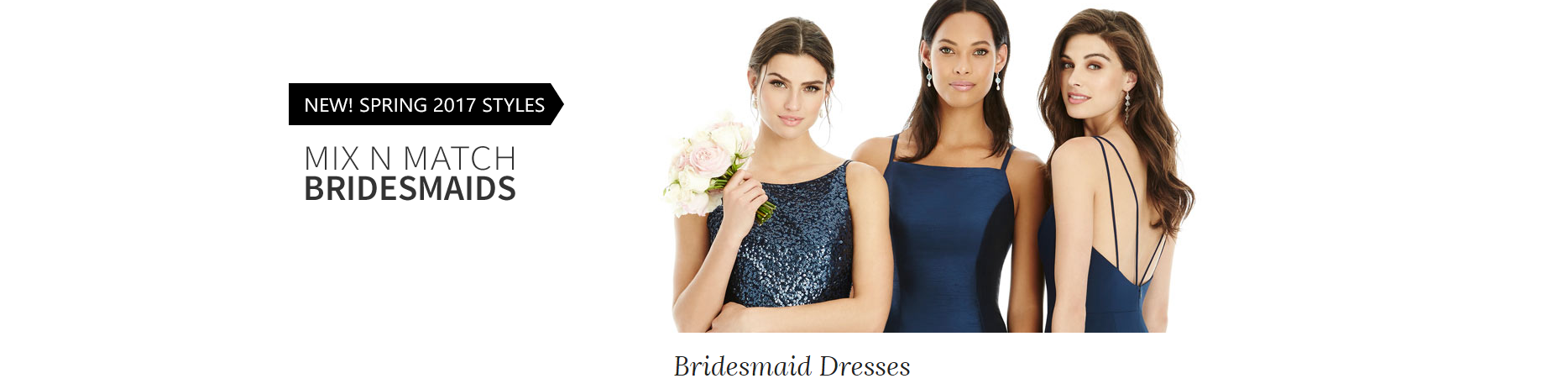 DESSY BRIDESMAIDS - AFTER SIX BRIDESMAIDS - ALFRED SUNG BRIDESMAIDS