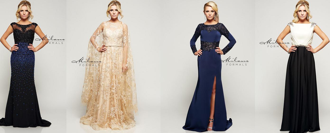 MILANO FORMALS DRESSES - PROM DDRESSES