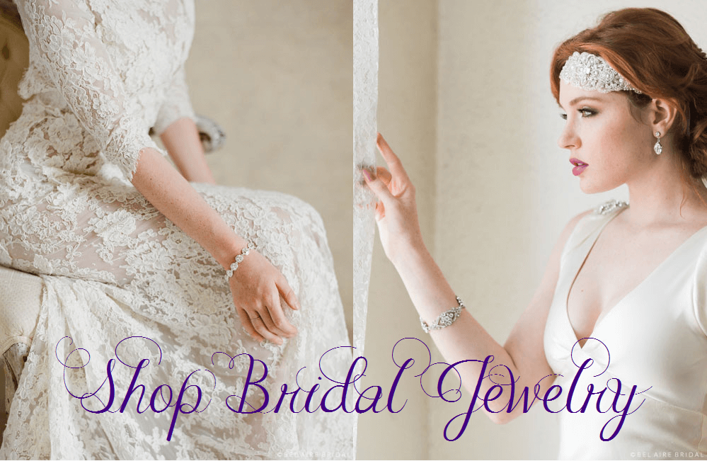 Bel Aire Bridal Jewelry