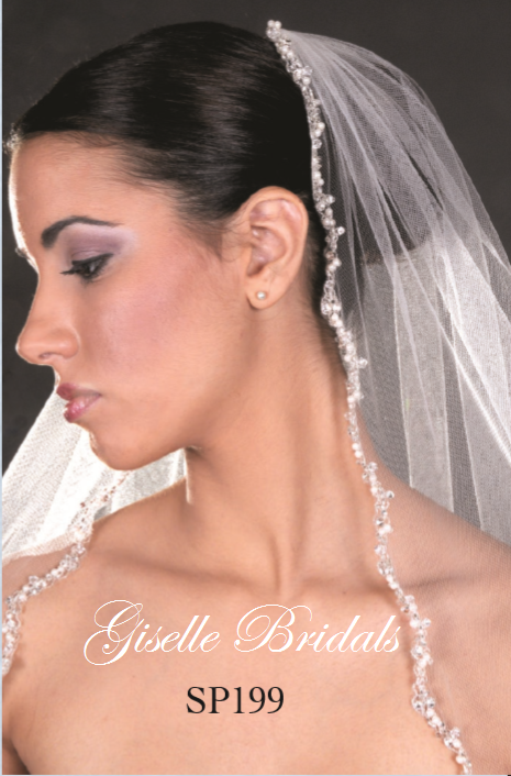 Giselle Bridal Veil SP199