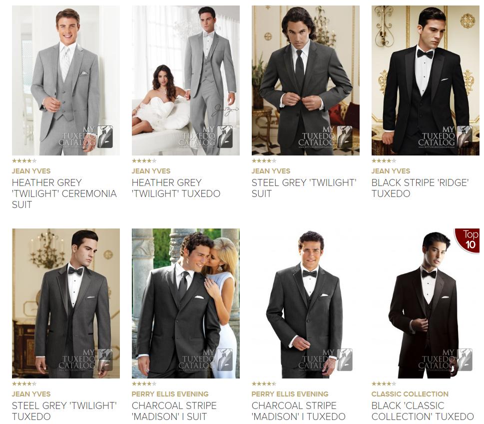 Black Tie Tuxedo Rentals, Military Tuxedo Rentals, Wedding Tuxedo Rentals, Dinner & Gala Tuxes Rentals