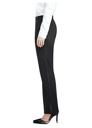 Classy After Six Marlowe Women's Tuxedo Pants by Dessy Bridesmaids ...