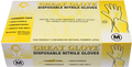 Great Glove - Nitrile Powder-Free Gloves - Case
