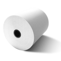 "NCR Journal (822770) 3 1/4"" x 165' 1-Ply Tablet Bond Paper (50 Rolls)"