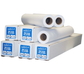 """Alliance Imaging Products 17150 17"""" x 150' Ink Jet Bond 1 Ply 20# 2"""" ID Core 4 Rolls Per Case"""
