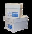 "Alliance Imaging Products 12442 14-7/8"" x 11"" Premium Carbonless, Green Bar Hi-Lite 2 Ply 15# 1700 Sets / 3400 Sheets Per Case"