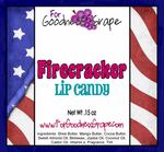 Firecracker Lip Balm