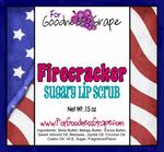 Firecracker Lip Scrub