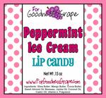 Peppermint Ice Cream Lip Balm