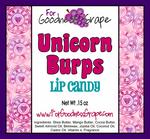 Unicorn Burps Lip Balm