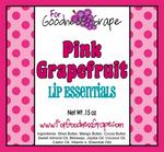 Pink Grapefruit Lip Balm