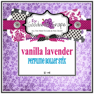 Vanilla Lavender Roll On Perfume Oil - 10 ml