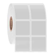 Direct Thermal Paper Labels - 23.8 x 23.8mm #DT-121