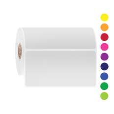 Direct Thermal Paper Labels - 101.6 x 50.8mm #DT-62
