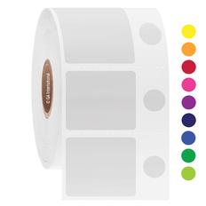 Cryo Barcode Labels - 30.2mm x 25.4mm + 9.5mm   #JTTA-161