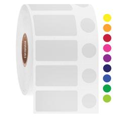 Cryo Barcode Labels - 31.8mm x 16mm + 11.1mm  #JTTA-172
