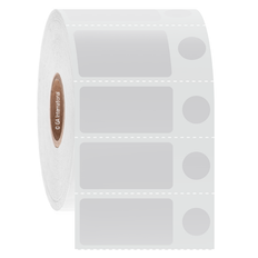 Cryo Barcode Labels - 31.8mm x 15.9mm + 9.5mm  #JTTA-103