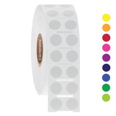 Cryo Barcode Labels - 9mm circle  #JTT-61NPNOT