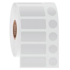 Cryo Barcode Labels - 31.8mm x 12.7mm + 11.1mm  #JTTA-158