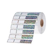 Jewelry Rat Tail Sparkle Labels - 95.25 x 15.88mm #JSL-1NOT