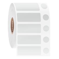Cryo Barcode Labels - 36.5 x 14 + 9.5mm  #JTT-197NP