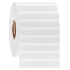 Cryogenic Direct Thermal Labels - 25.4 x 6.9mm  #DFP-116