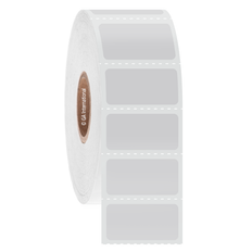 Cryogenic Direct Thermal Labels - 25.4 x 12.7mm  #DFP-7