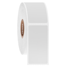 Cryogenic Direct Thermal Labels - 25.4 x 50.8mm  #DFP-94