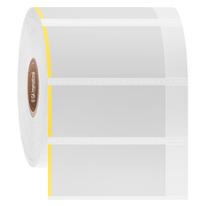 Cryogenic Cover-Up Labels for Frozen Vials and Tubes - 50.8 x 22.2 + 9.5mm #AEA-4