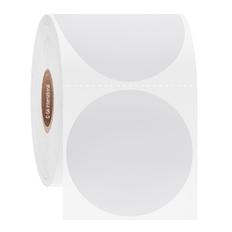 Cryo Barcode Labels - 50.8mm circle  #JTTA-132