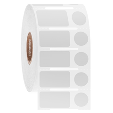 Deep-Freeze Removable Labels for Containers -  23.9 x 12.7 + 11.1mm #RMTT-52NOT