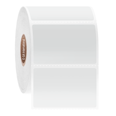 Cryogenic Direct Thermal Labels - 50.8 x 31.8mm  #DFP-245