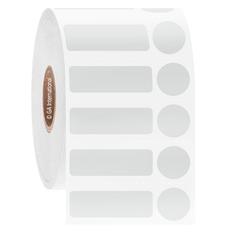 Cryo Barcode Labels - 31.8mm x 10.2mm + 12.7mm  #JTTA-265