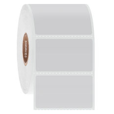 Cryogenic Direct Thermal Labels - 44.5 x 25.4mm  #DFP-24