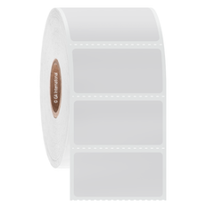 Blockout Paper Labels - 38.1mm x 19.1mm #BOP-10